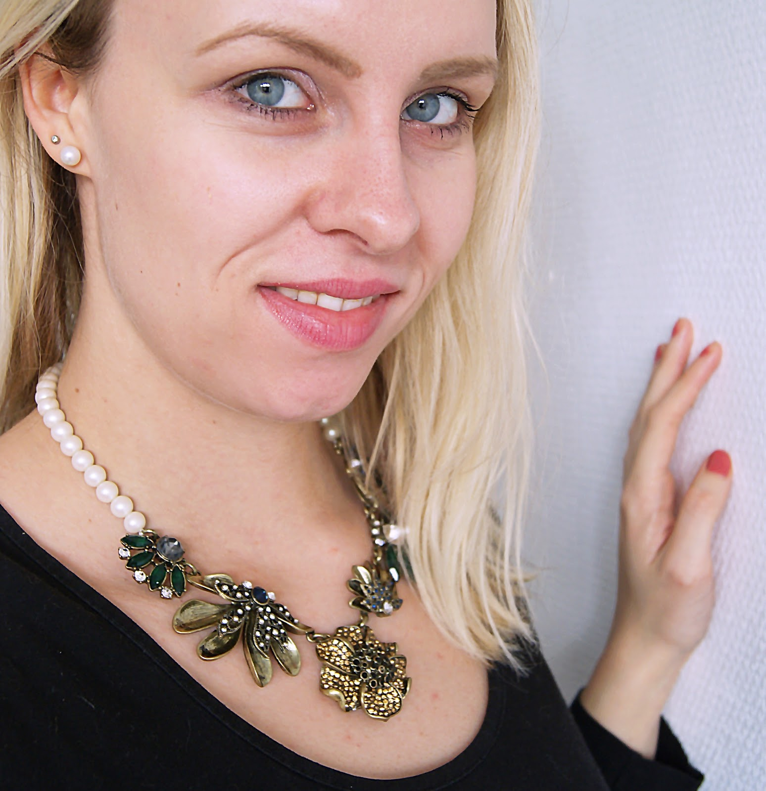 Statement ketting Happiness Boutique