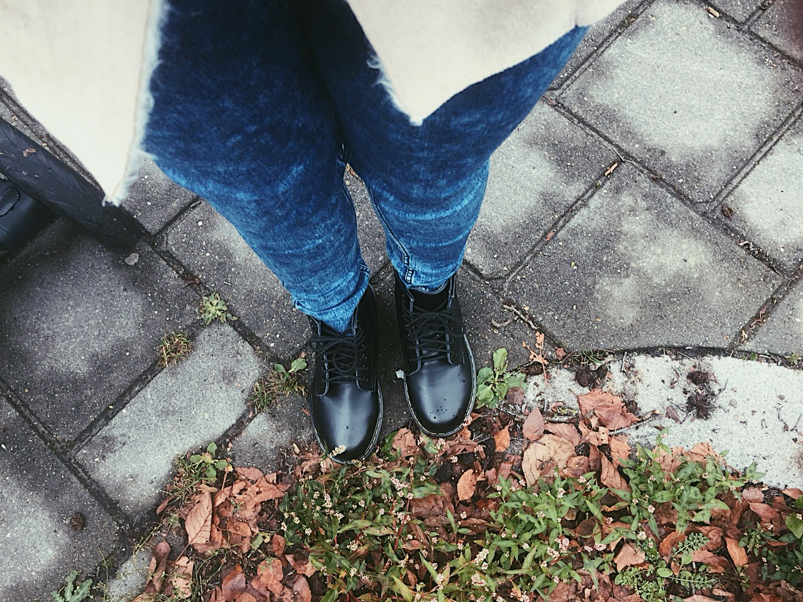 Mijn week in foto's 3 dr martens look a like