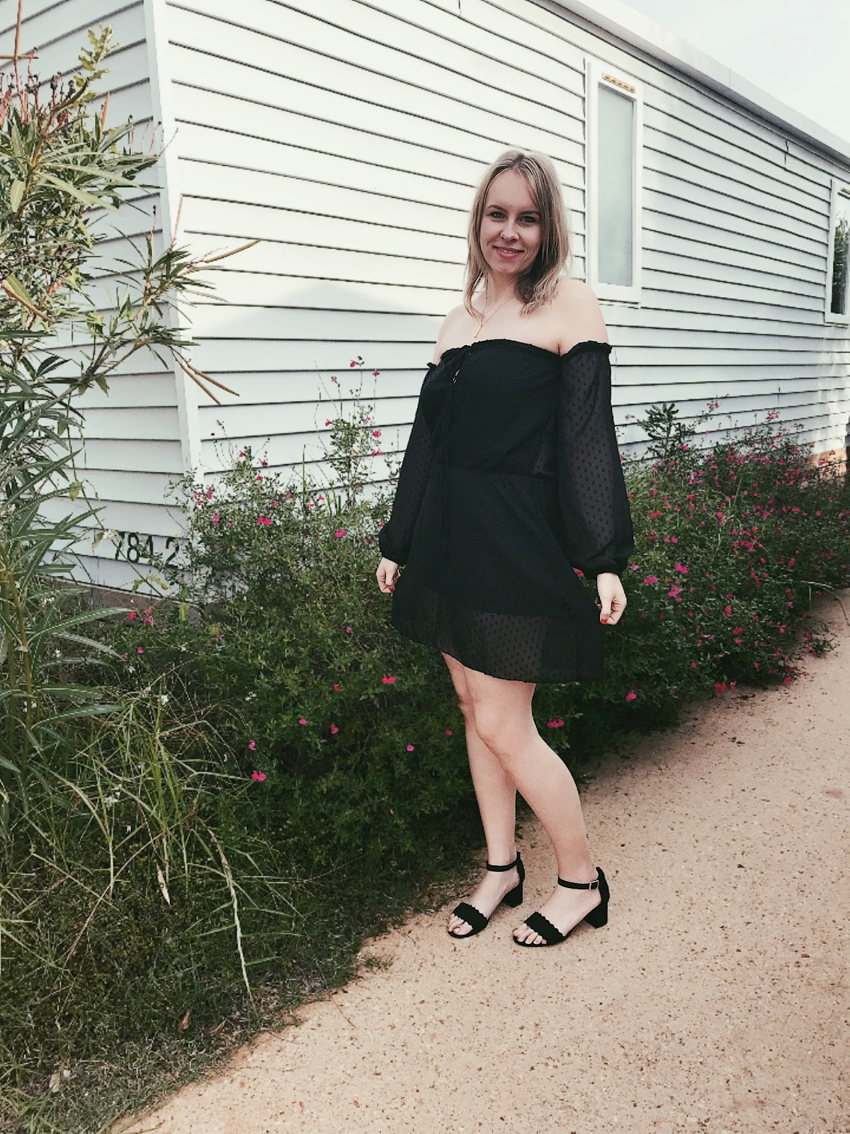 outfit little black dress noella.fashion