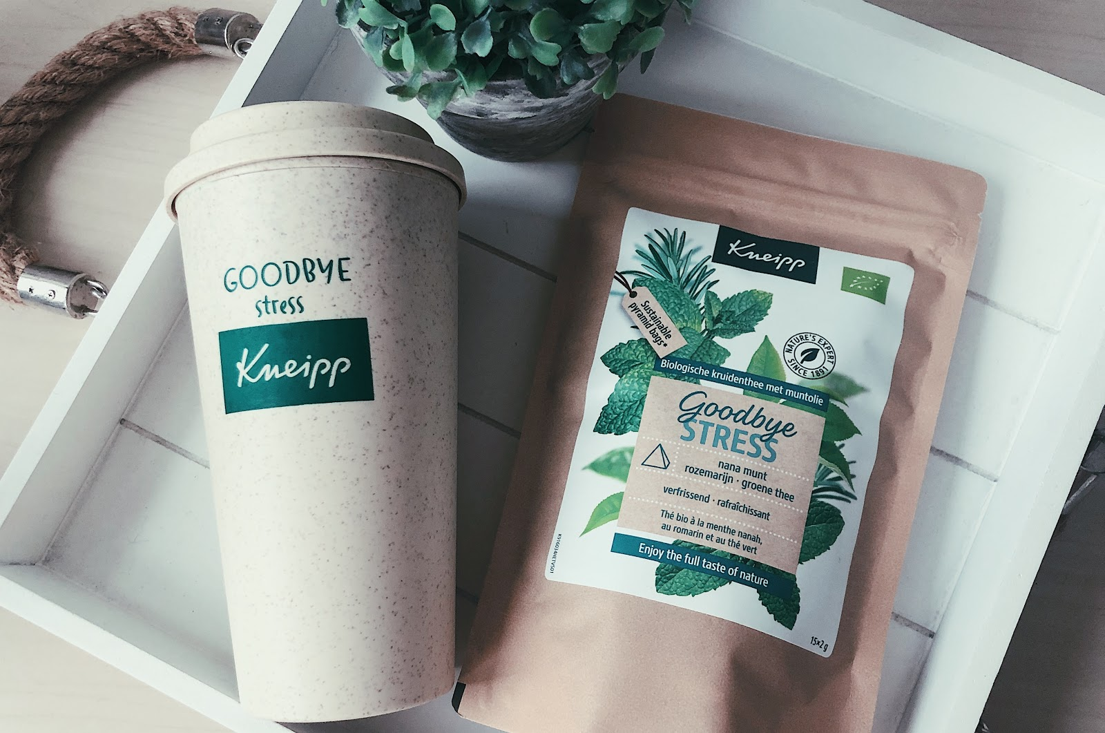 Kneipp 'Goodbye Stress'