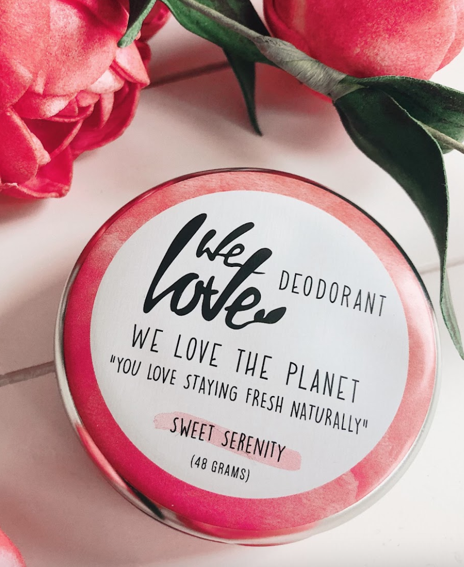 We Love The Planet Natuurlijke Deodorant